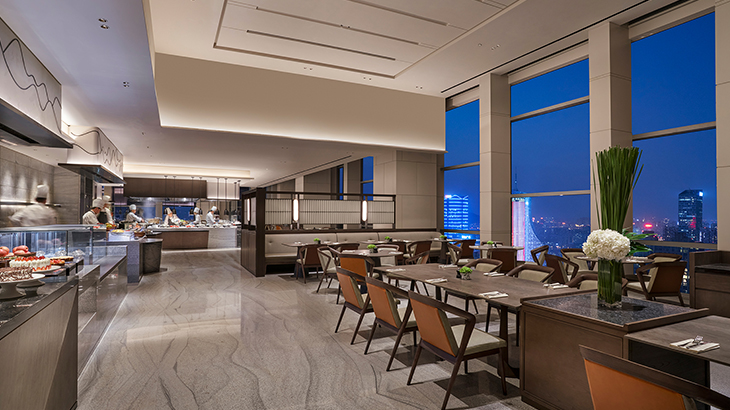 The-Lounge Grand Hyatt Hefei 1