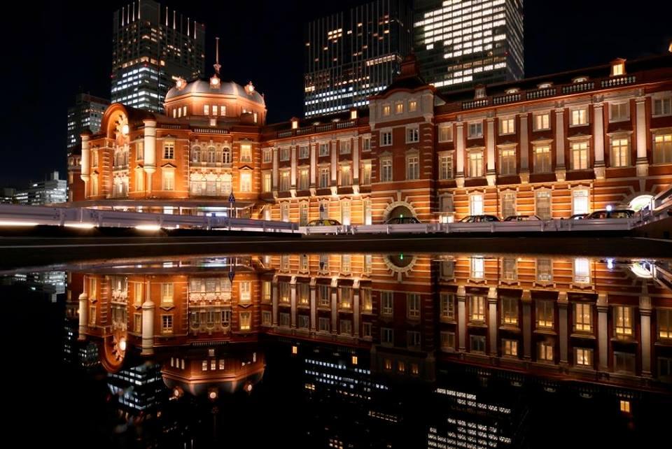 Stasiun bergaya Eropa yang menjadi ikon kota Tokyo. (Foto: JNTO)