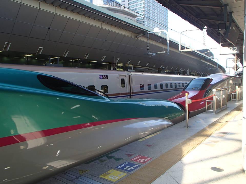 Stasiun Tokyo dilalui lebih dari 3.000 kereta per hari, termasuk kereta Shinkansen. (Foto: JNTO)