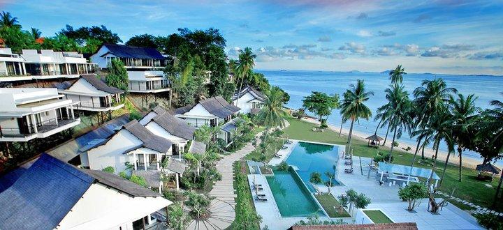 Turi Beach Resort terdiri atas dua wing.