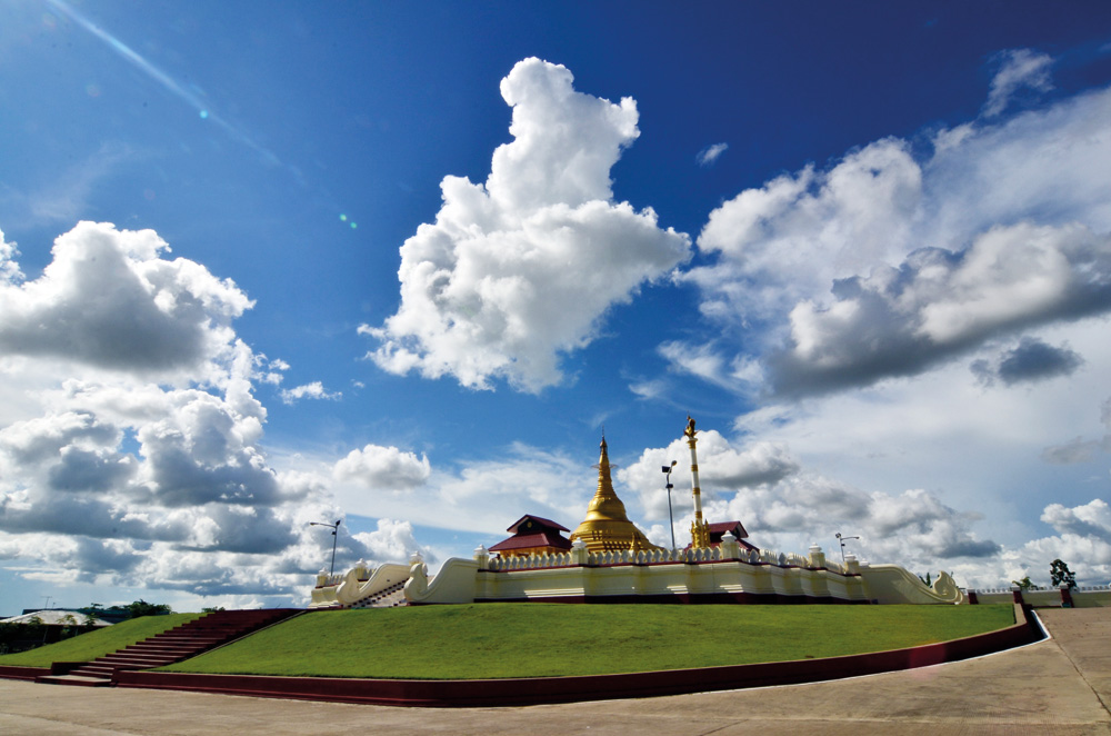 Pagoda Datpownsu. Foto: Kementerian Pariwisata Myanmar.
