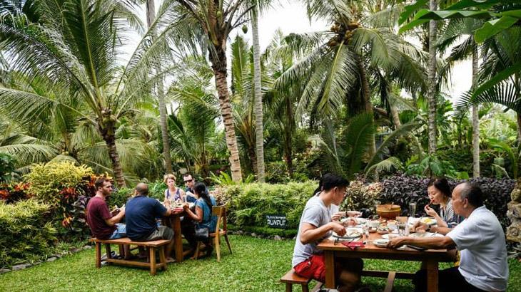 Selain makan dan kelas memasak, festival ini juga akan diisi dengan seminar dan pelatihan.