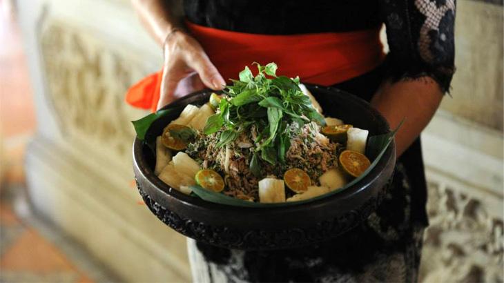Festival ini akan dihadiri lebih dari 60 koki dan ahli kuliner. (Foto: Anggara Mahendra)