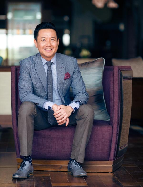 Vincent Ong optimis akan perkembangan Sheraton di masa depan.