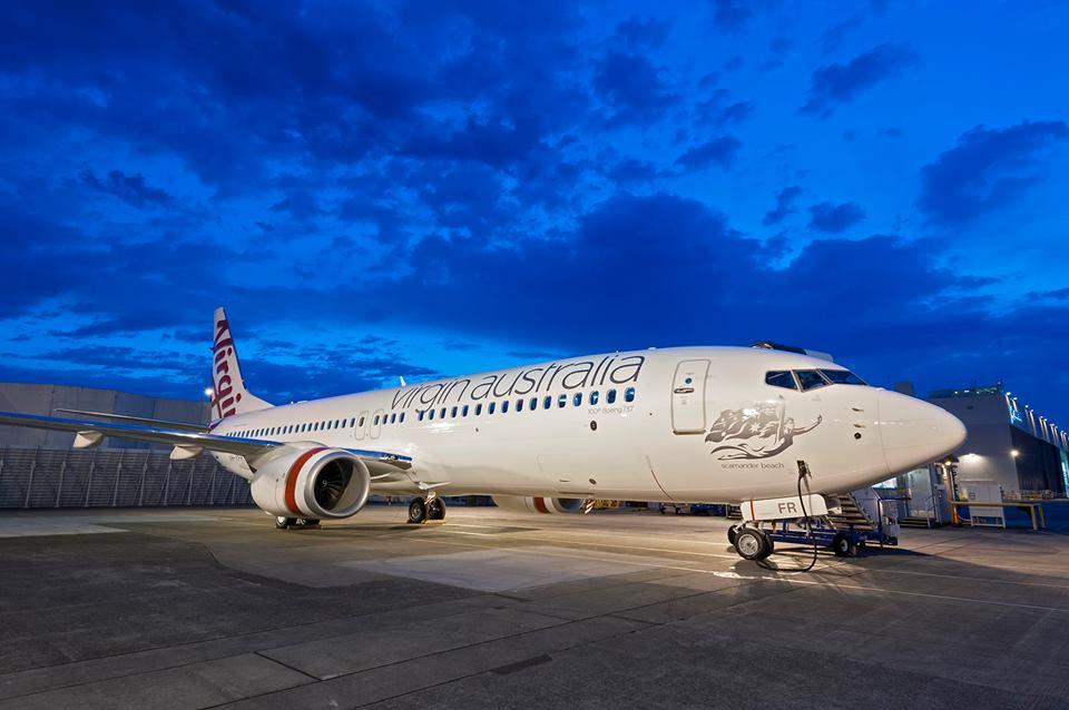 Boeing 737-800 siap melayani penerbangan tambahanan dari sejumlah kota di Australia ke Bali.