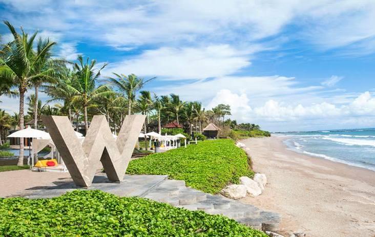 Tahun 2014, genap tiga tahun W Bali beroperasi.