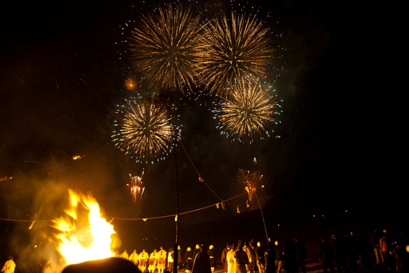 Pesta kembang api biasanya berlangsung selama 15 menit. (Foto: <a href='http://www.flickr.com/photos/nwhitely/'target='_blank'><strong>Flickr/N. Whitely</strong></a>)