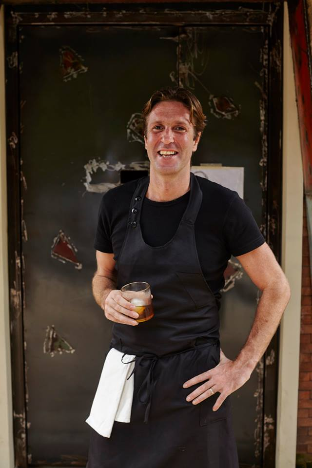 Will Goldfarb, koki asal New York yang telah tujuh tahun menetap di Bali.
