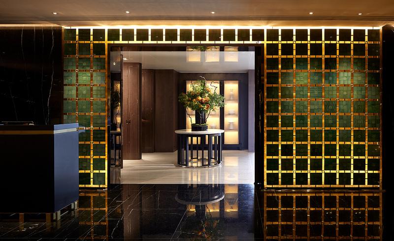 Pintu masuk ke Yan Toh Heen.