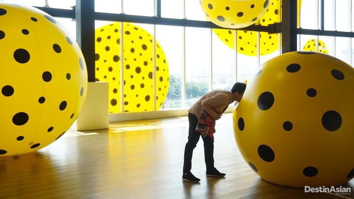 Yayoi Kusama Museum MACAN 04