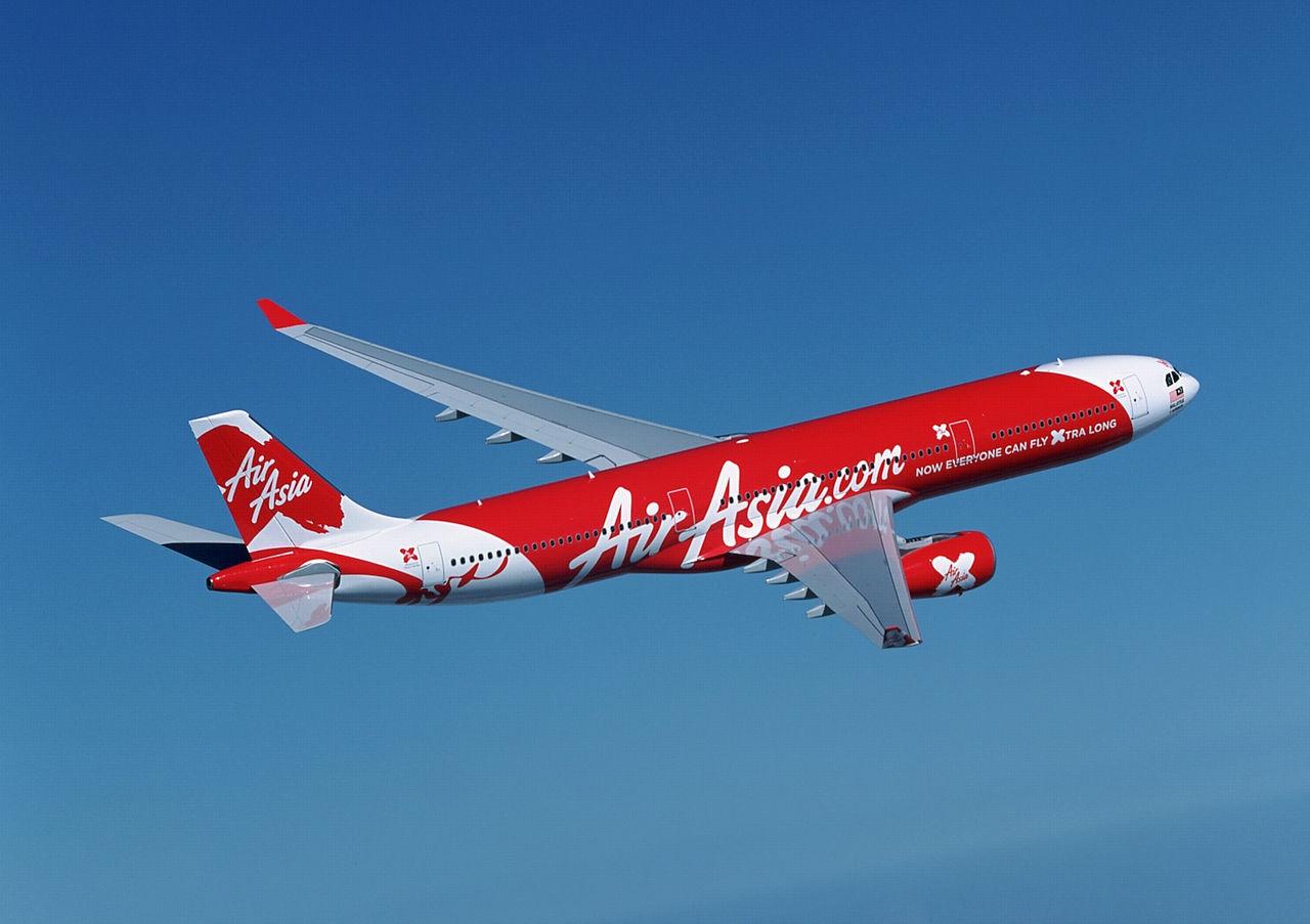 Armada A330 yang biasa digunakan dalam penerbangan-penerbangan AirAsia X.