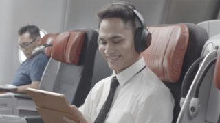 AirAsia X Rilis Kerja Sama dengan Sony