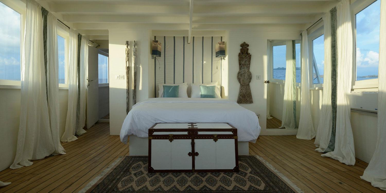 Kamar tidur utama.