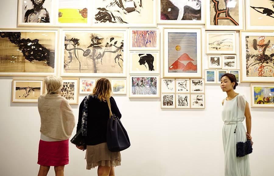 Art Basel Hong Kong 2014 berlangsung pada 15-18 Mei.