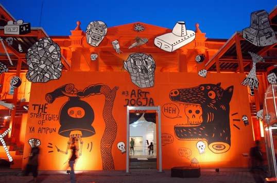 ART|JOG 2015 akan menghadirkan seniman internasional, Yoko Ono. (Foto: ART|JOG)