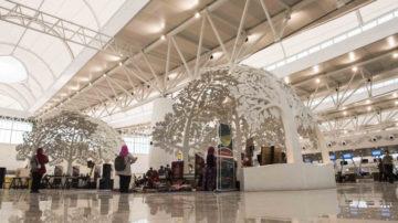 interior bandara kertajati