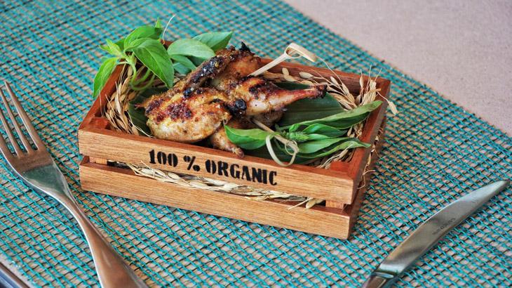bbq quail