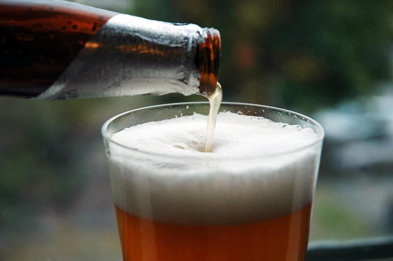 Ada 20 merek bir lokal dan internasional yang ditawarkan di festival ini.