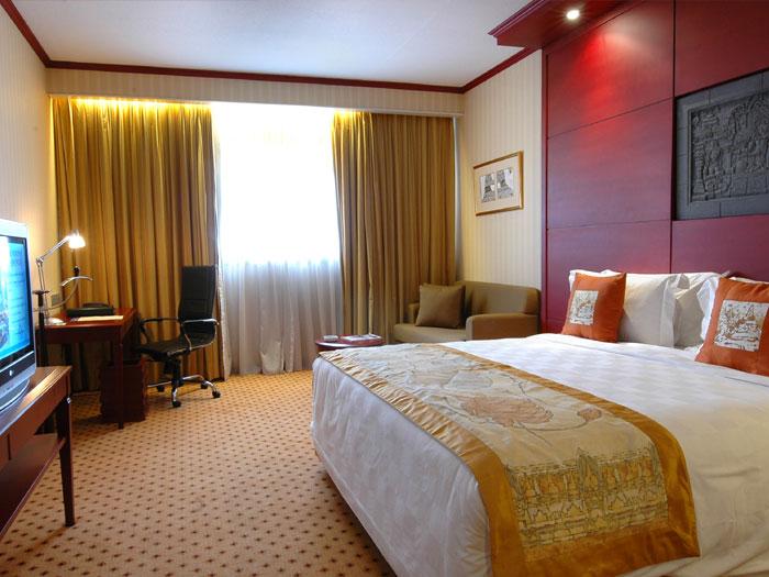 Selama promo kemerdekaan, tarif kamar superior ditawarkan Rp1.090.000 nett per malam.