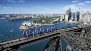 bridgeclimb sydney, sydney harbour, jembatan sydney