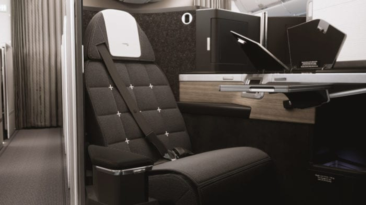 british airways business class 01
