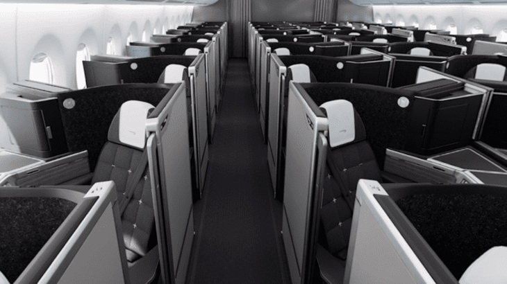 british airways business class 02
