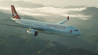 Cathay Dragon Batalkan Seluruh Penerbangan dari Kuala Lumpur