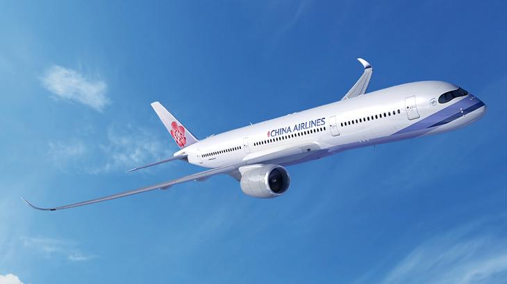 Pesawat A350 China Airlines akan beroperasi mulai Juli 2016.