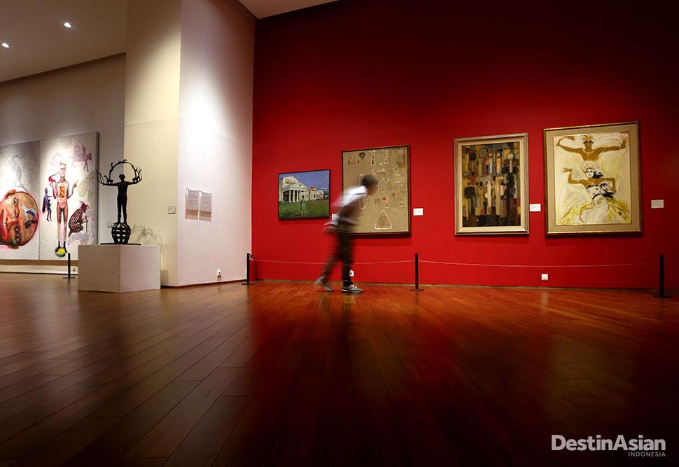 Ciputra Museum dibangun untuk menghormati hidup Hendra Gunawan.