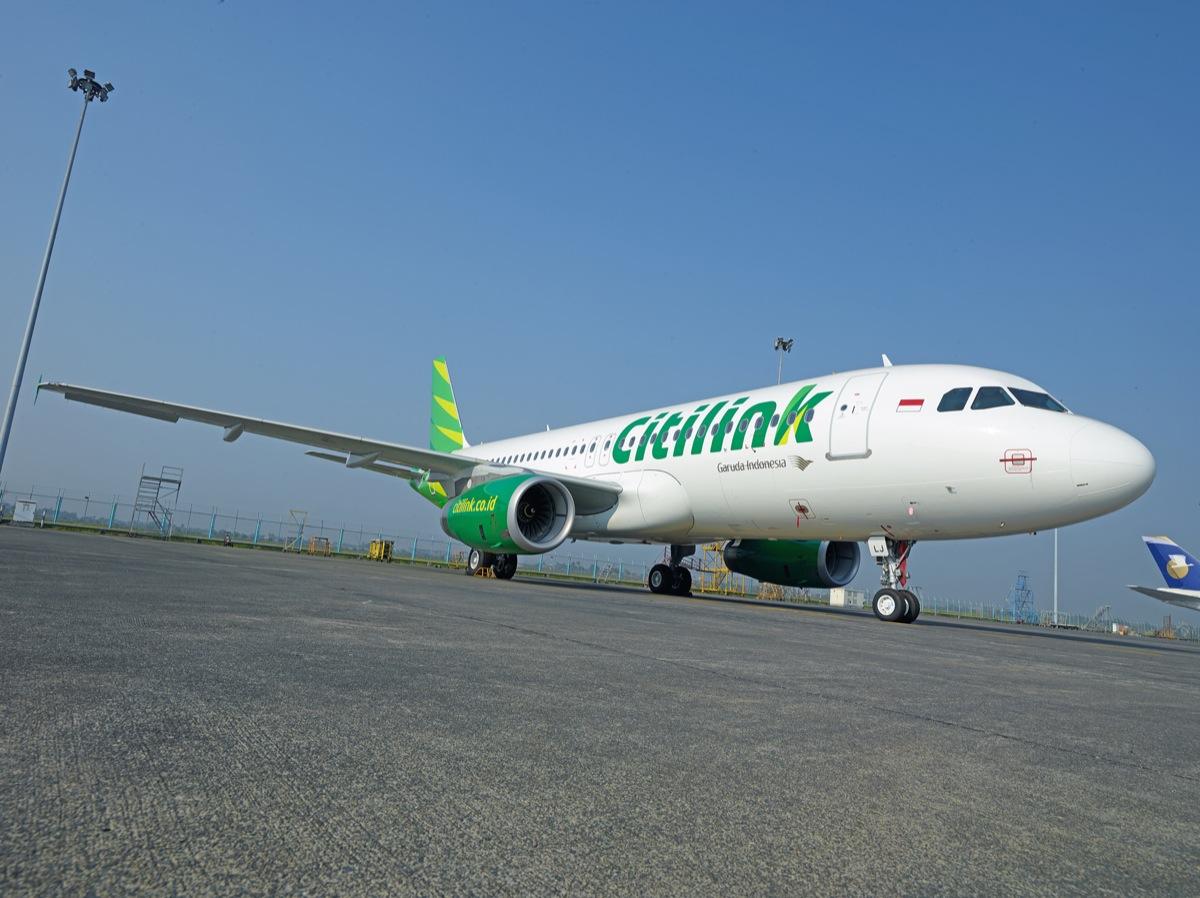 Kenaikan tarif airport tax berimbas pada harga tiket penerbangan Citilink.