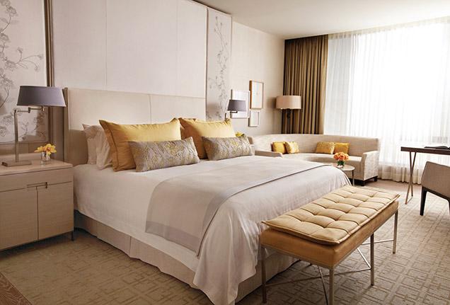 Mulai tahun ini, Four Seasons Hotels and Resorts akan mengganti matras di seluruh propertinya di dunia dengan matras model baru.
