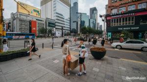 gangnam, korea selatan, wisata seoul