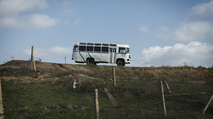 halo trust bus