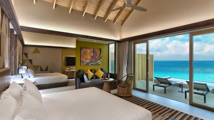 hotel baru di maldives, Hard Rock Hotel Maldives