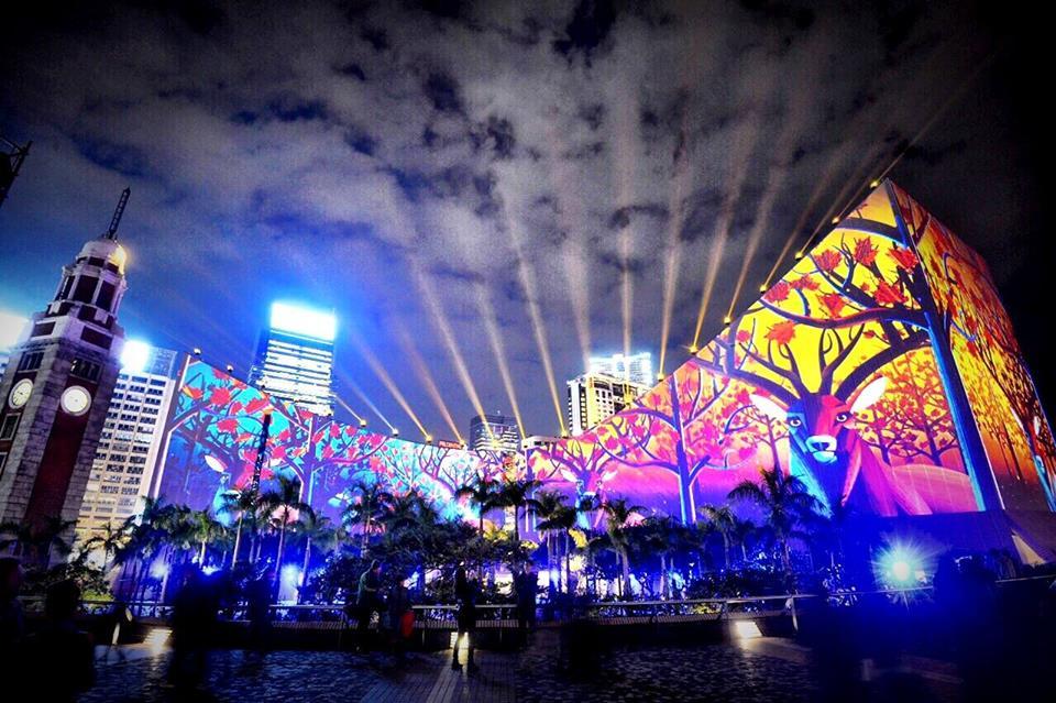 Hong Kong Pulse 3D akan hadir kembali dengan konsep yang lebih spektakuler.