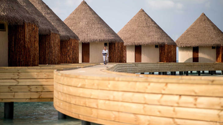 InterContinental Maldives Maamunagau Resort, hotel baru di maldives
