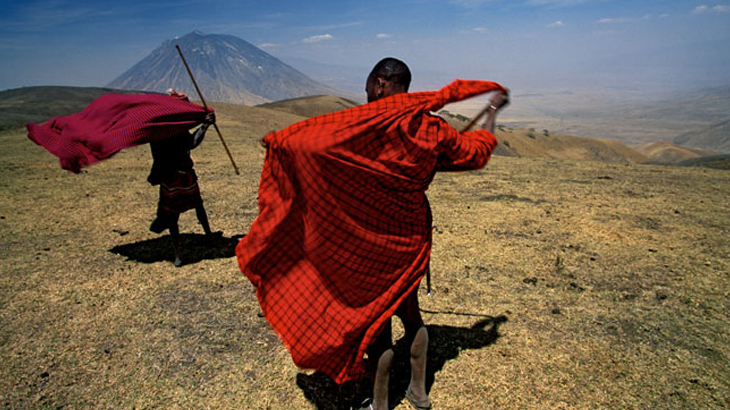 kaum masai