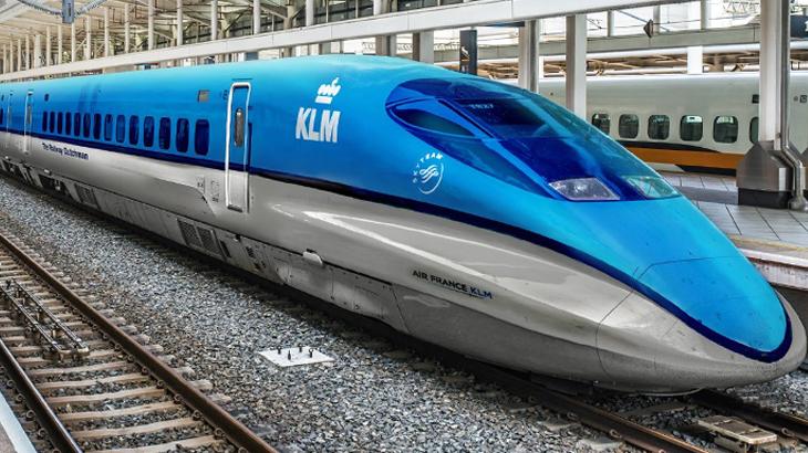 KLM train