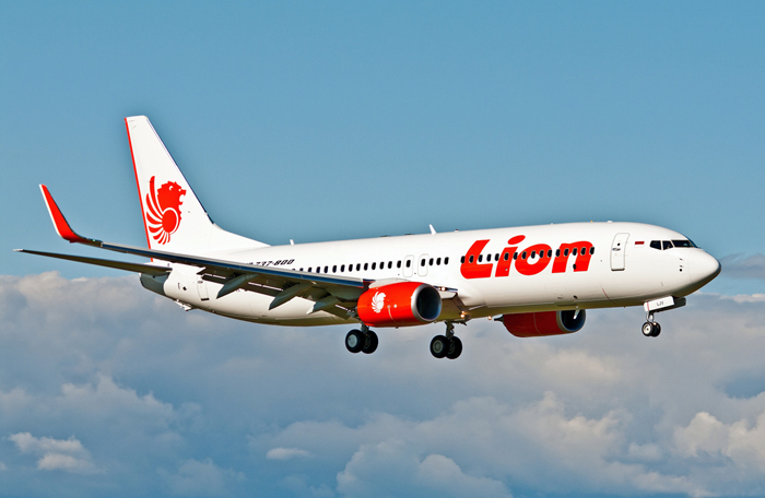 Armada Lion Air.