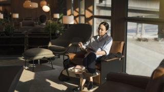 Akses Mudah Lounge Cathay Pacific
