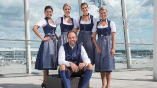 Cara Lufthansa Rayakan Oktoberfest