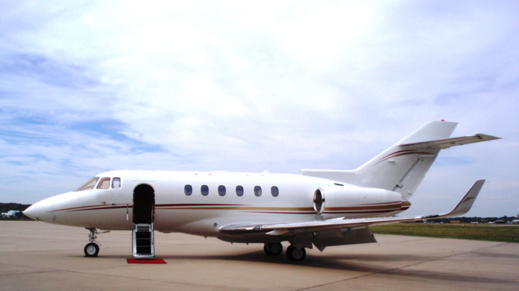 5 Penyewaan Pesawat Pribadi Termahal