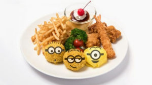 Kafe Pop Up - Minions
