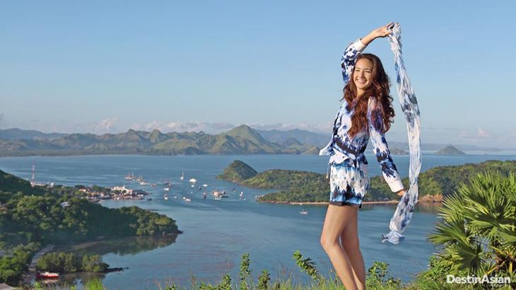 5 tempat liburan favorit nadine  destinasian indonesia