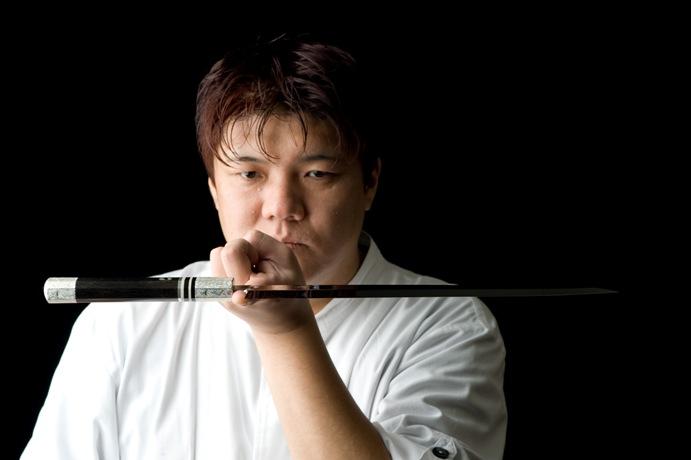 Seiji Yamamoto, koki yang mengepalai Nihonryori Ryugin ini pernah menggelar sesi makan malam privat di Jakarta.