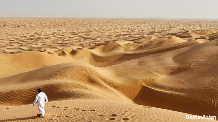 Membelah Oman dari Utara ke Selatan