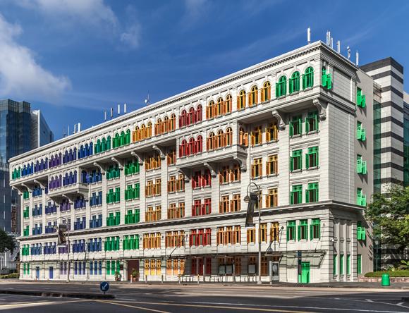 Singapore HeritageFest tawarkan aktivitas eduktatif, salah satunya tur ke bangunan-bangunan bersejarah di Singapura.