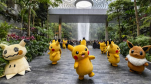 pokemon parade jewel, pokemon jewel changi