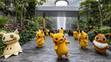pokemon parade jewel, pokemon jewel changi