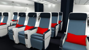 kabin baru air france